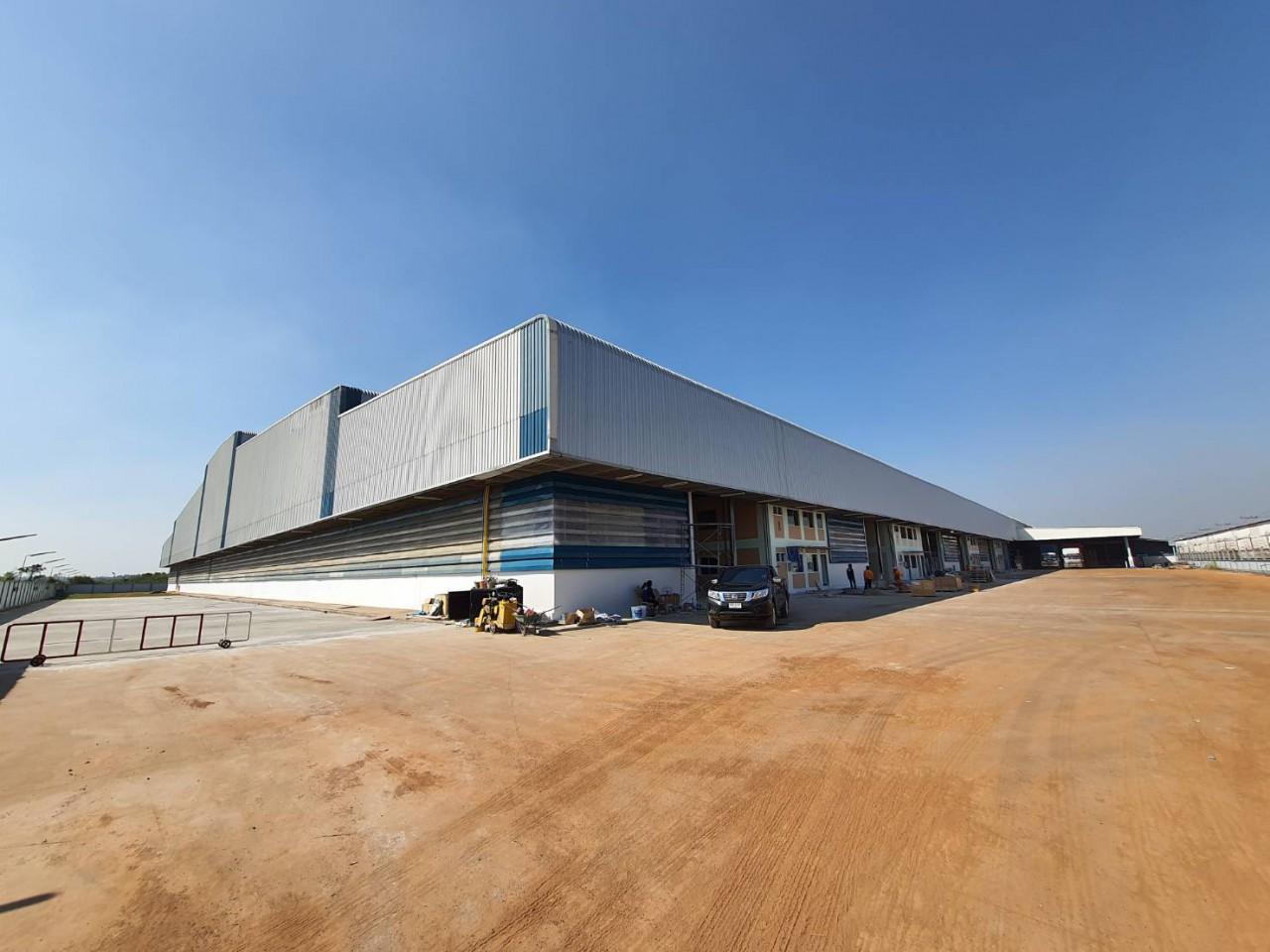 โรงงานให้เช่าปราจีนบุรี